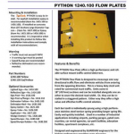 Python-FlowPlates